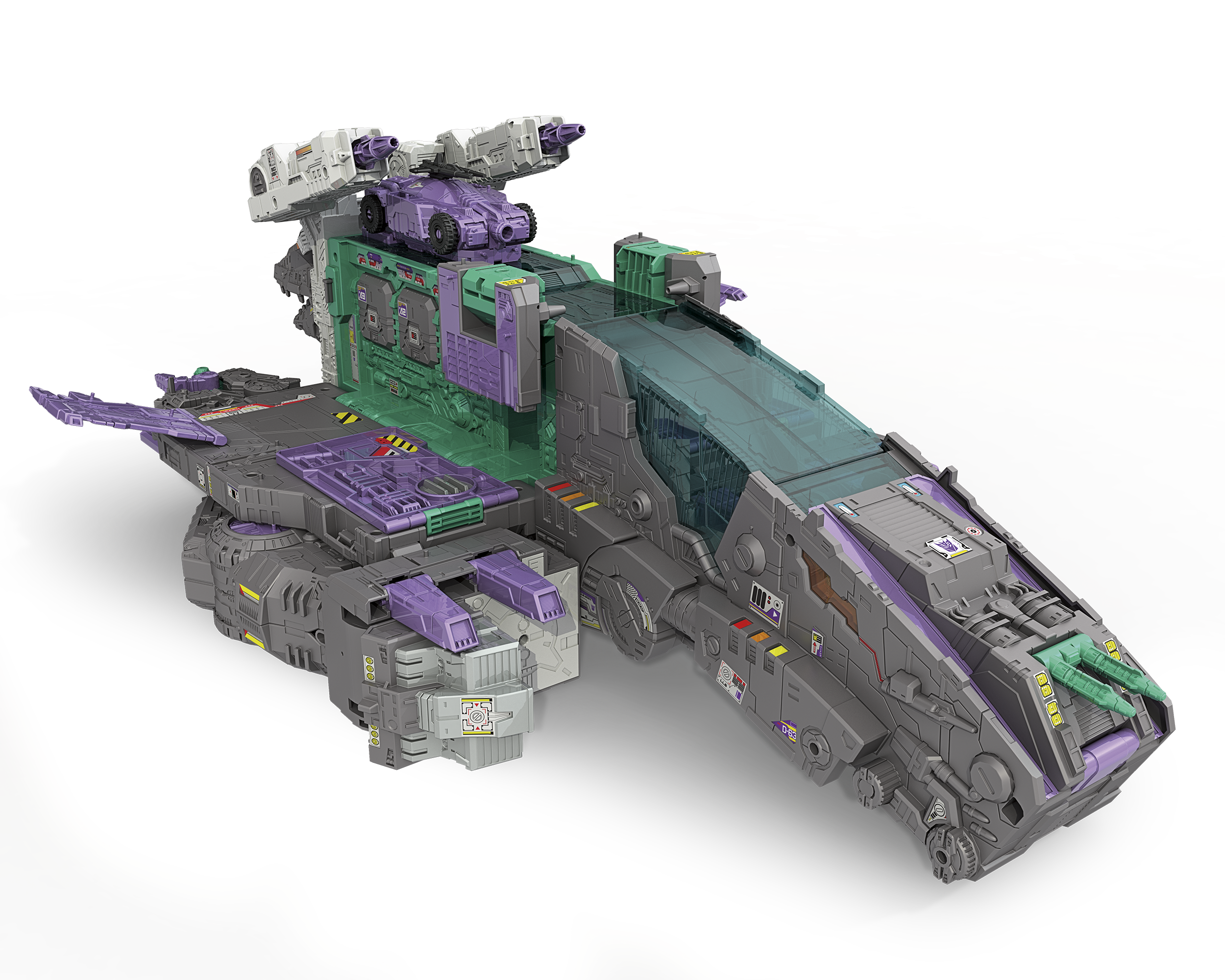 Titans Return Trypticon - In Hand Gallery - Transformers News ...